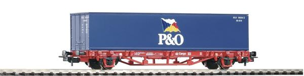 Containerwagen P&O #57706