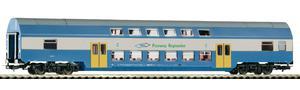 Doppelstockwagen 2. Klasse PR