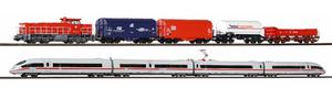 PIKO SmartControl® Premium Train Set 2 Zug Set ICE & G 1206