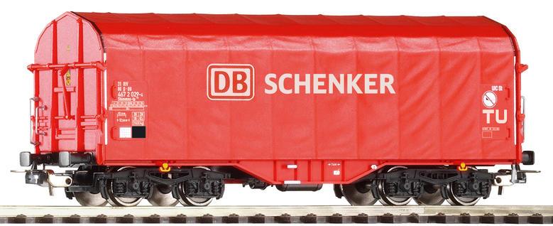 schiebeplanenwagen shimmns db schenker piko. Black Bedroom Furniture Sets. Home Design Ideas