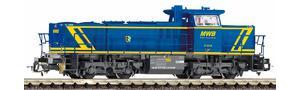 TT-Diesel Loco G 1206 MWB VI