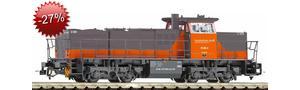 TT-Diesel Loco G 1206 Locomot