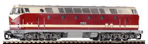 TT Diesellok BR 119, gealtert