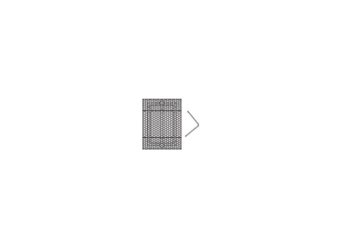 Feder Piko ET35220-03 Abdeckplatte oben