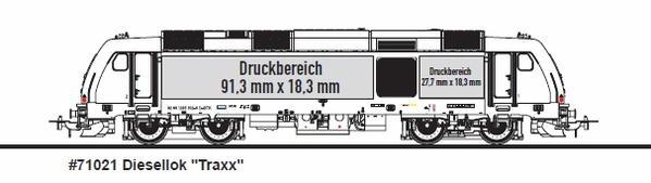 Diesellok Traxx