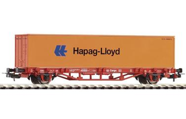 "Containertragwagen DB AG V 1x40' Container ""Hapag-Lloyd"""