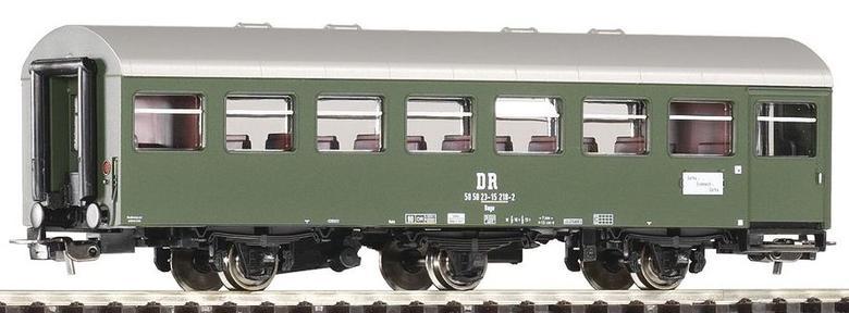 Epoche IV Spur H0 PIKO 53021 Reko-Wagen 2.Klasse Baage der DR