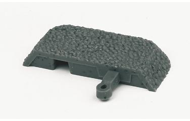 PIKO A-Track Roadbed 10 endpieces