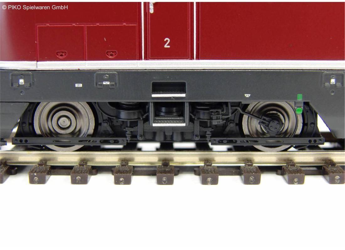 PIKO 52601 Diesellok V 200.1 der DB Spur H0 Epoche III AC-Version