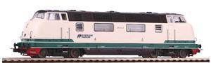 Diesellok BR 220 Ferrovie Padana Wechselstromversion