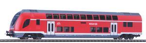 Doppelstocksteuerwagen 2. Klasse DB Regio