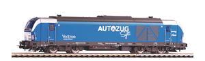 """Diesellok Vectron BR 247 """"Autozug Sylt"""" Wechselstromversion"""
