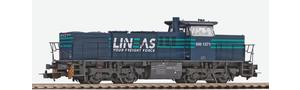 Diesellok G 1206 Lineas Wechselstromversion