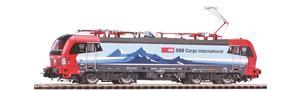 Elektrolok Vectron SBB Cargo International (DE Duisburg)