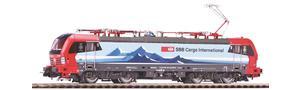 Elektrolok Vectron SBB Cargo International (IT Gallarate)