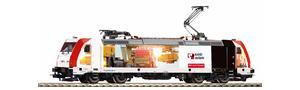 E-Lok 185.2 Kombiverkehr