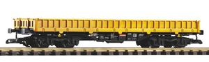 G-DB VI Bahnbaugruppe Low-Side Gon Res-x, yellow