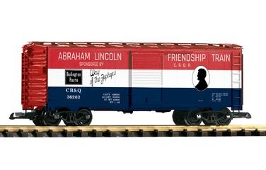 G-CB+Q Friendship Train Boxcar