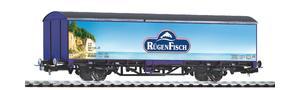 """Gedeckter Güterwagen """"Rügenfisch"""""""