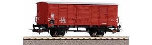 Gedeckter Güterwagen G02 PKP