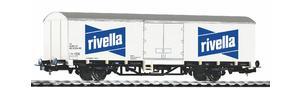 """Gedeckter Güterwagen """"Rivella"""""""