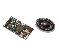 PIKO Sound Decoder Kit for E50 / BR 150 / E10 / E 40
