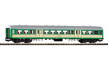 Passenger Car 120A 0001-0 Bh Green PKP V
