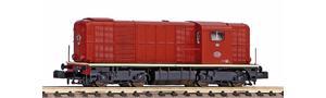 N Diesellokomotive Rh 2400 mit L-Licht