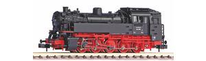 N Dampflok BR 82 mit Oberflächenvorwärmer