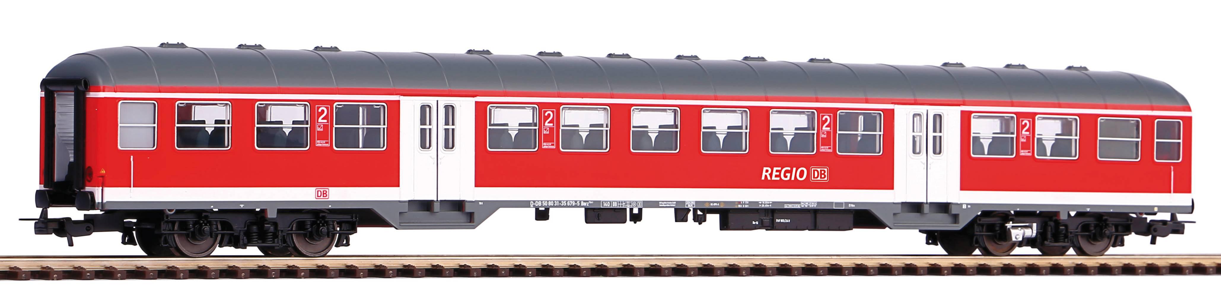 Nahverkehrswagen 1.//2 Piko 37629 G Klasse DB AG,Neu//Ovp