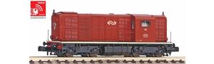 N Sound-Diesellokomotive Rh 2400 NS IV, inkl. PIKO Sound-Decoder