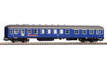 UIC-X Coach-Buffet Car ARm216 DB III Blue