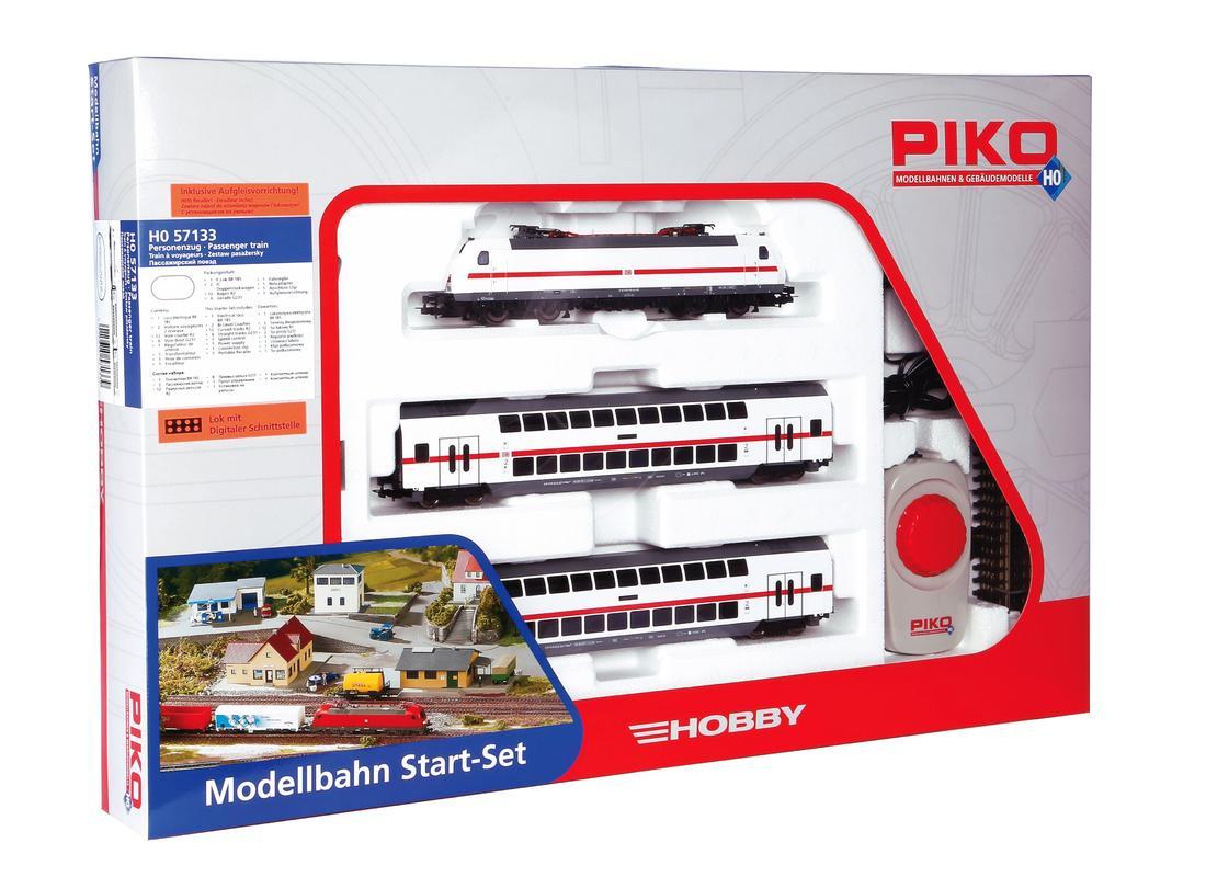 Piko ET57430-27 Schienenräumer+2 Schrauben
