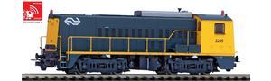 Sound-Diesellok Rh 2200 NS Wechselstromversion, inkl. PIKO Sound-Decoder