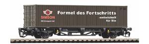TT Containertragwagen Lgs579 DR IV 1x40' Simson